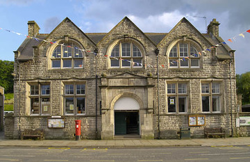 The Market Hall, Hawes